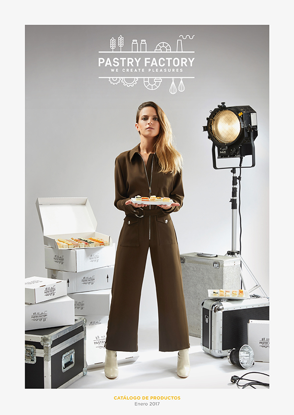 «Pastry Factory» Product Catalogue