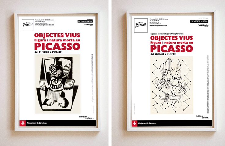 «Museu Picasso» Exhibition Design