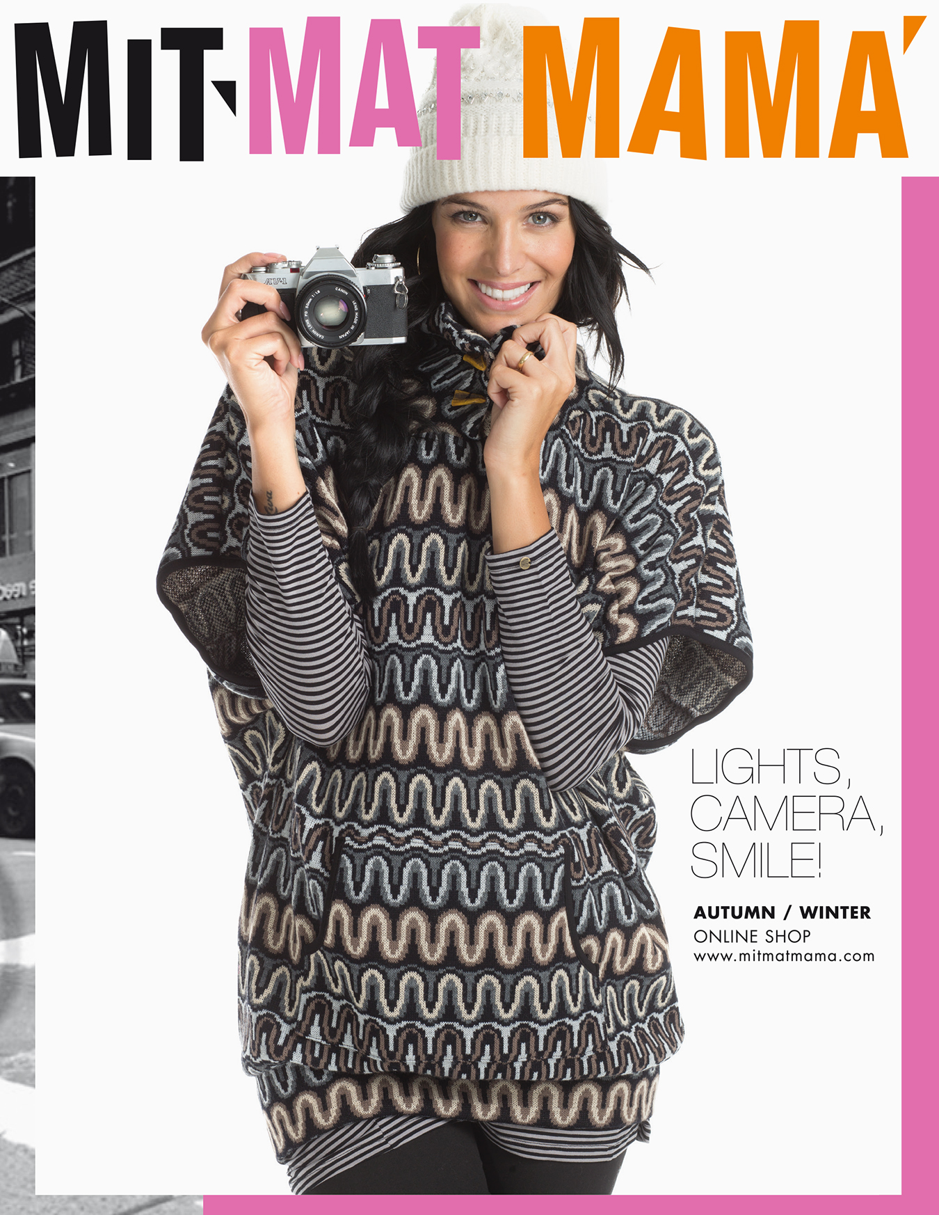 """Mit Mat Mama"" Season Catalogue"