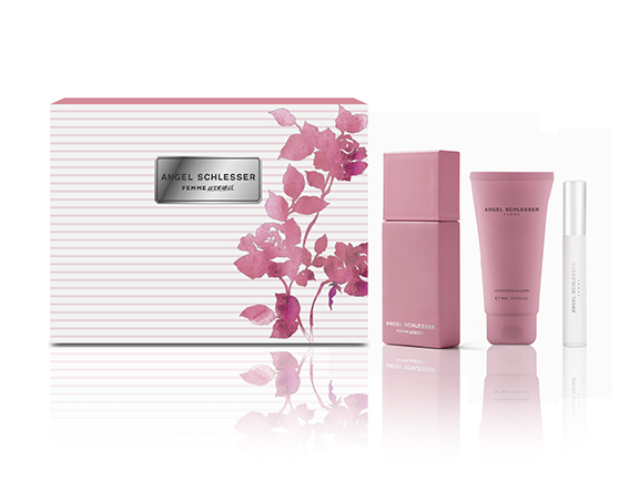 'Angel Schlesser' Coffret Packaging Design